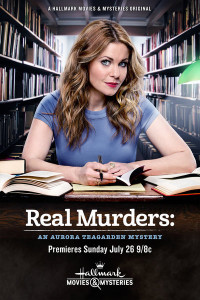 "REAL MURDERS: AN AURORA TEAGARDEN MYSTERY - The second ""Aurora Teagarden"" mystery movie starring Candace Cameron Bure (""Christmas Under Wraps,"" ""Dancing with the Stars,"" ""Full House"") and five-time Golden Globe® nominee Marilu Henner (""Taxi,"" ""Signed, Sealed, Delivered""). Bure reprises the role of Aurora ""Roe"" Teagarden based on the character created by New York Times #1 bestselling author Charlaine Harris."