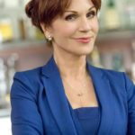 Aurora Teagarden is a beautiful young librarian with a passion for solving murders. At an open house showing, Aurora meets Martin Bartell, a charismatic gentleman with a mysterious past, and happens upon the body of a local realtor who was strangled in the backyard. When the police arrive at the crime scene and open a homicide investigation, Aurora decides to launch an investigation of her own.  Photo: Marilu Henner  Credit: Copyright 2016 Crown Media United States LLC/Photographer: Bettina Strauss