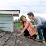 Aurora Teagarden is a beautiful young librarian with a passion for solving murders. After an exhaustive search for the perfect home, Aurora finally purchases her dream house, unaware of its murky history. As she prepares to move in, Aurora discovers that the family who once lived there mysteriously disappeared without a trace.  Photo: Candace Cameron Bure, Yannick Bisson  Credit: Copyright 2016 Crown Media United States LLC/Photographer: David Dolsen