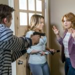 Aurora Teagarden is a beautiful young librarian with a passion for solving murders. After an exhaustive search for the perfect home, Aurora finally purchases her dream house, unaware of its murky history. As she prepares to move in, Aurora discovers that the family who once lived there mysteriously disappeared without a trace.  Photo: Tyler Johnston, Stephanie Bennett, Candace Cameron Bure  Credit: Copyright 2016 Crown Media United States LLC/Photographer: David Dolsen
