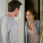 Aurora Teagarden is a beautiful young librarian with a passion for solving murders. After an exhaustive search for the perfect home, Aurora finally purchases her dream house, unaware of its murky history. As she prepares to move in, Aurora discovers that the family who once lived there mysteriously disappeared without a trace.  Photo: Yannick Bisson, Candace Cameron Bure  Credit: Copyright 2016 Crown Media United States LLC/Photographer: David Dolsen