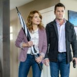 Aurora Teagarden is a beautiful young librarian with a passion for solving murders. After an exhaustive search for the perfect home, Aurora finally purchases her dream house, unaware of its murky history. As she prepares to move in, Aurora discovers that the family who once lived there mysteriously disappeared without a trace.  Photo:Candace Cameron Bure, Yannick Bisson  Credit: Copyright 2016 Crown Media United States LLC/Photographer: David Dolsen